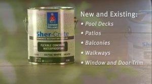 Sher-Crete Waterproof